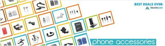 Maxbhi Mobile Accessories