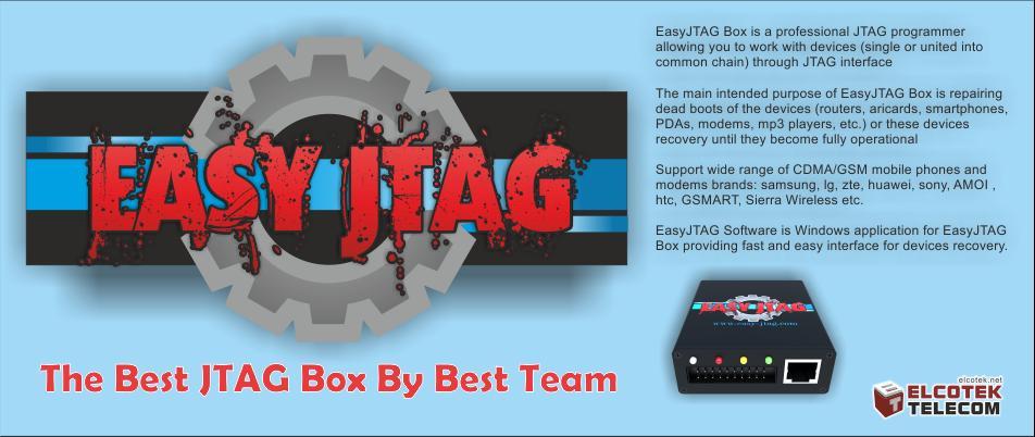 Easy JTAG Box