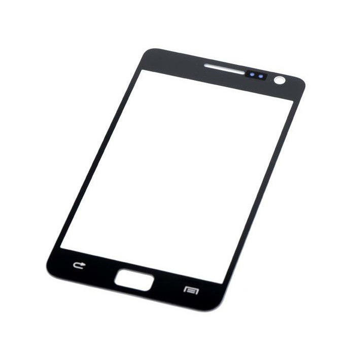 Glass for Samsung Galaxy Note N7000 Black
