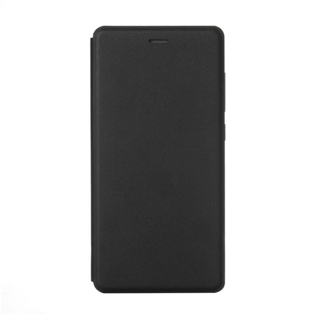 size 40 eb9bb b15f5 Flip Cover for Sony Xperia M4 Aqua Dual - Black