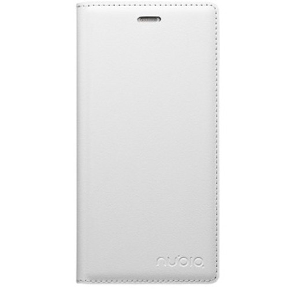 Flip Cover For Zte Nubia Z9 White By