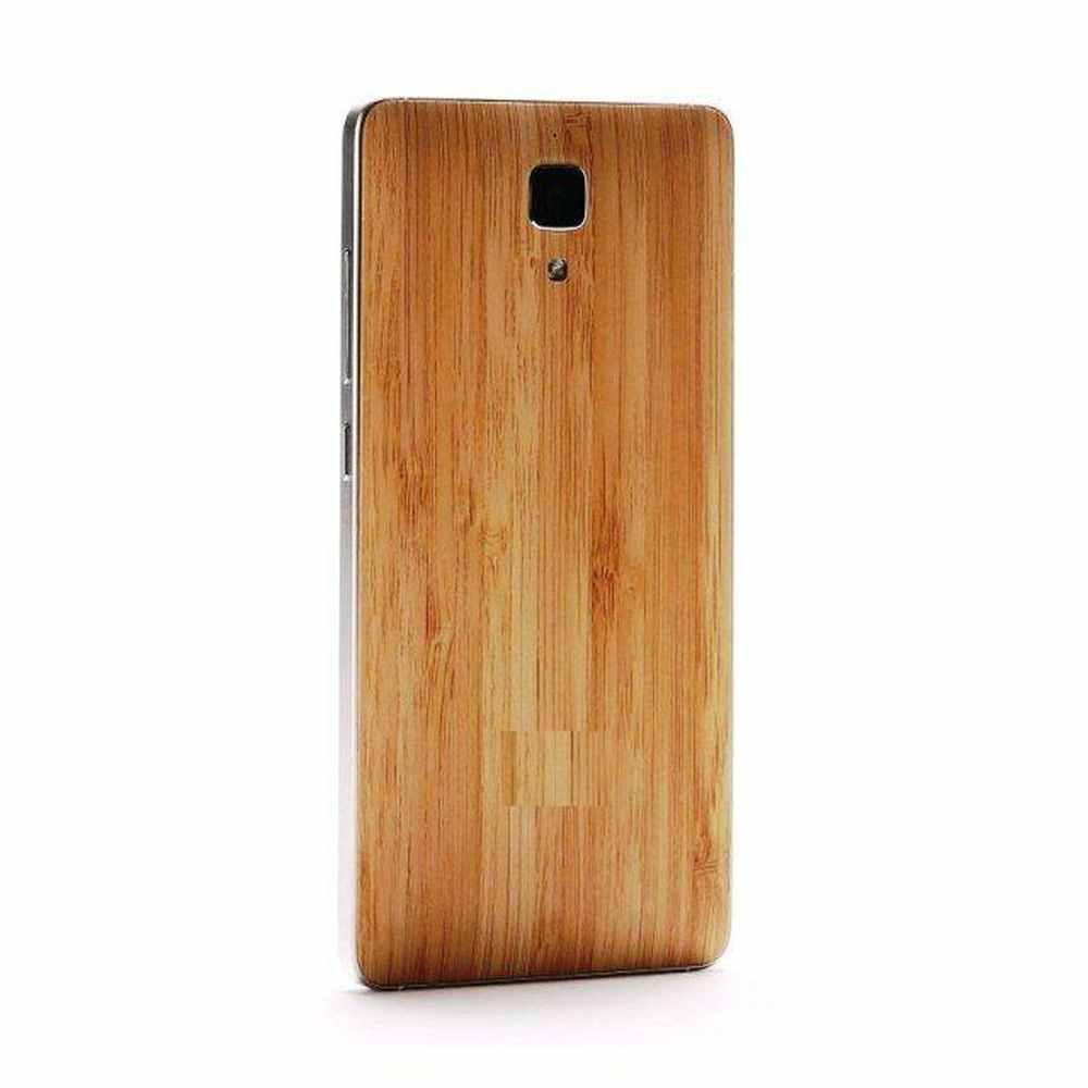 on sale e91a1 cbedd Full Body Housing for Xiaomi Mi4 Limited Edition Wood Cover 16GB - Black