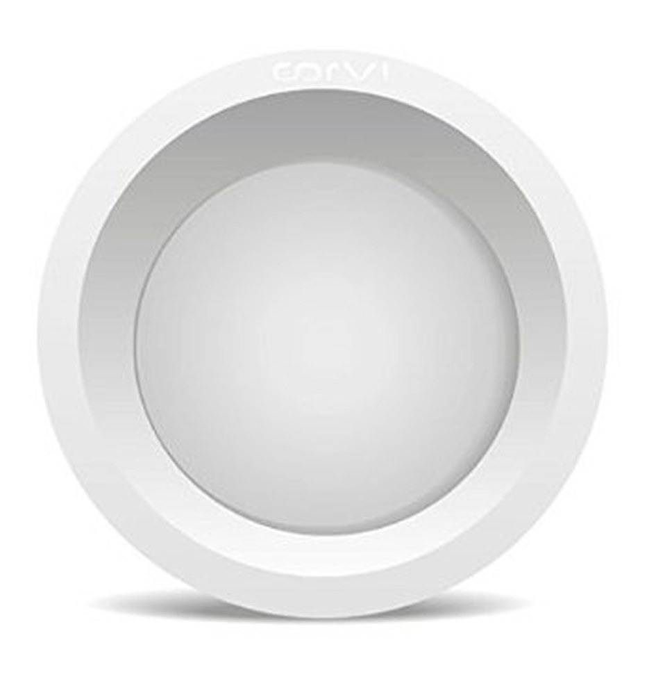 10 Watt LED Cool Round Down Light - 120 mm, White