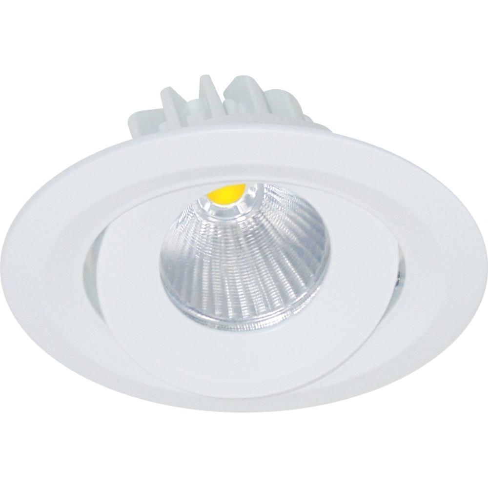 15 Watt LED Elegent Round COB Down Light - 127 mm, White