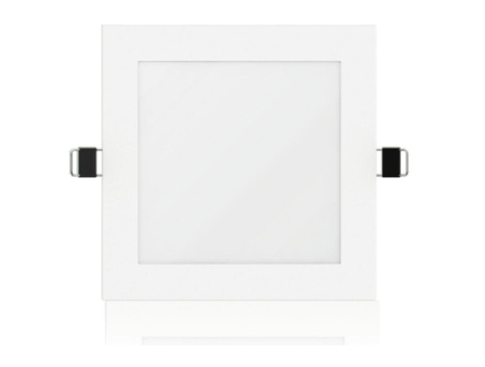 22 Watt LED Grace Square Down Light - 182 mm, White