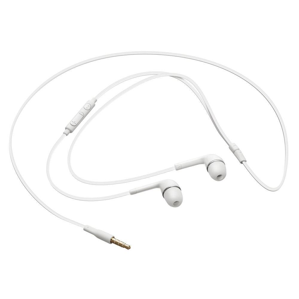 Earphone for Lenovo K3 - Handsfree, In-Ear Headphone, 3.5mm, White