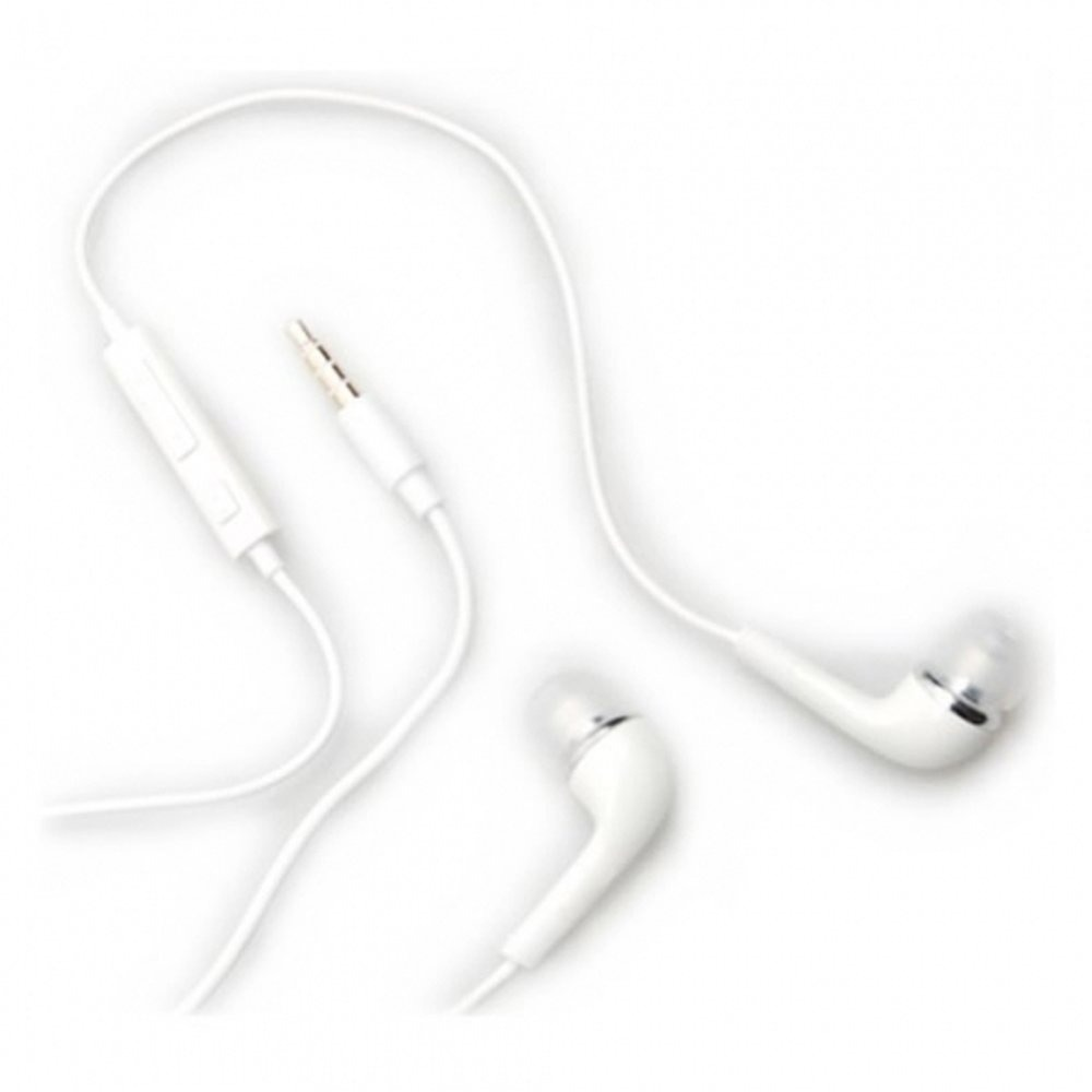 Earphone for Micromax A102 Canvas Doodle 3 - Handsfree, In-Ear Headphone, 3.5mm, White