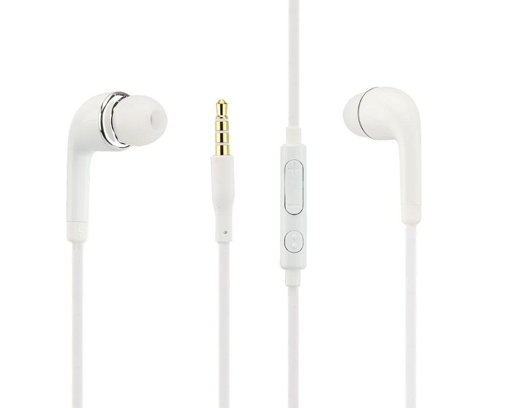 Earphone for Xiaomi Redmi 2 - Handsfree, In-Ear Headphone, 3.5mm, White