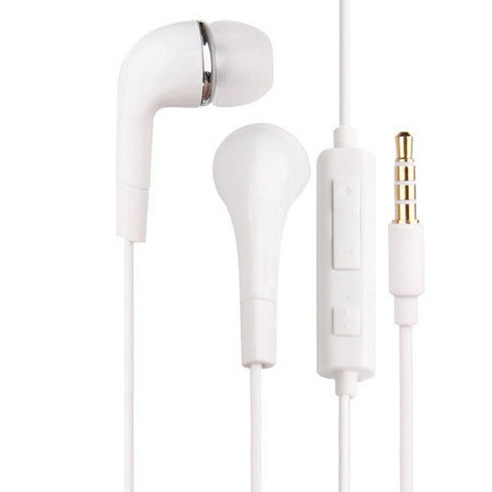 Earphone for Vivo Y51 - Handsfree, In-Ear Headphone, 3.5mm, White
