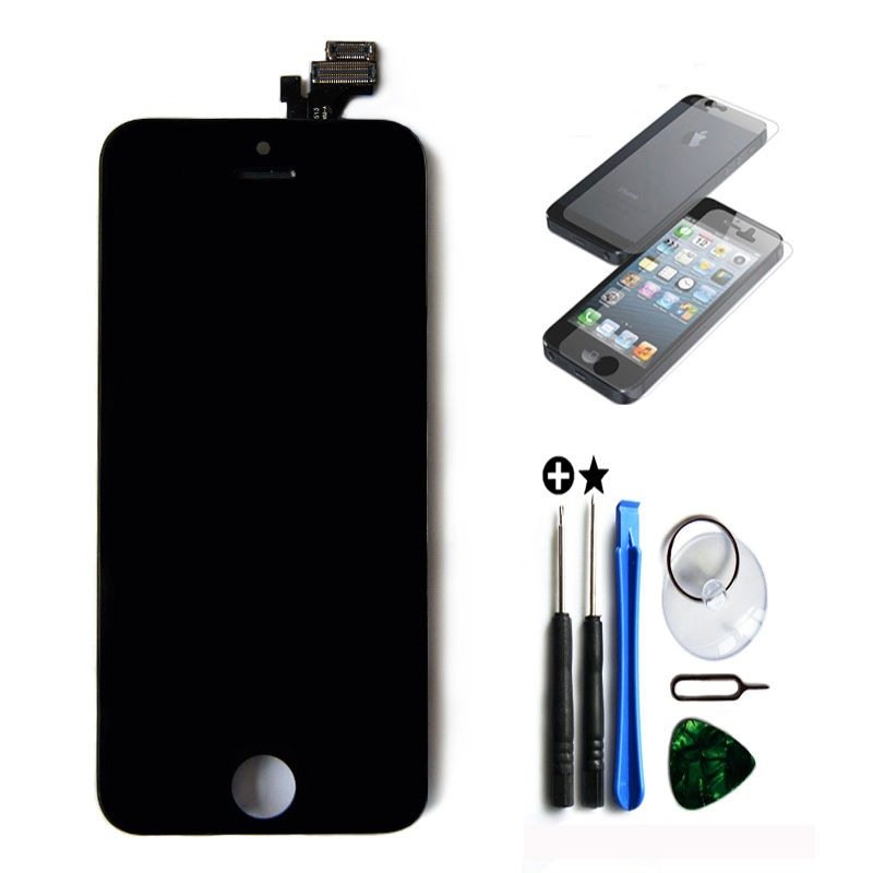 LCD Screen for Apple iPhone 5 - Black