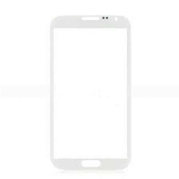 Glass for Samsung Note 2 N7100 White
