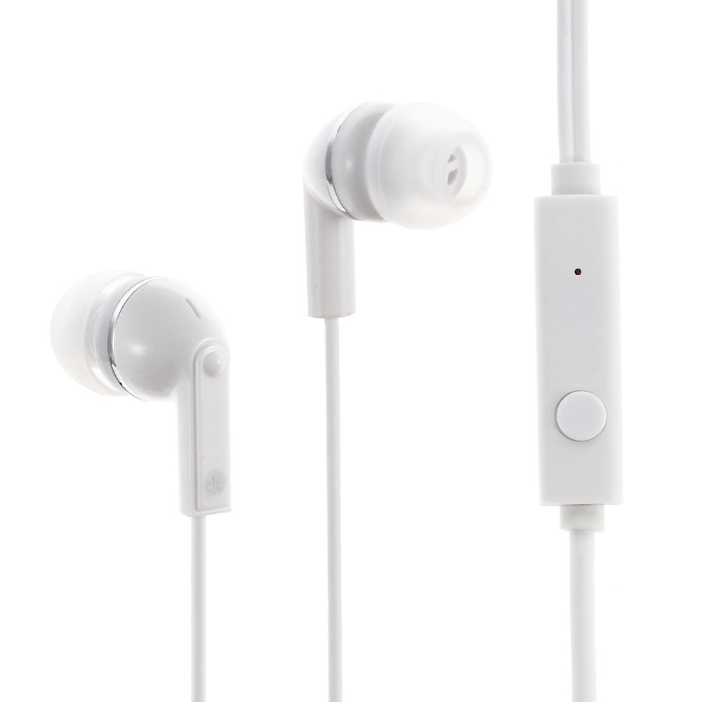 Earphone for Lenovo Vibe K5 Plus - Handsfree, In-Ear Headphone, White