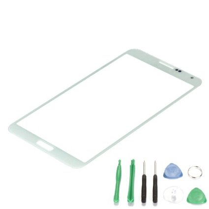 Glass for Samsung Note3 White