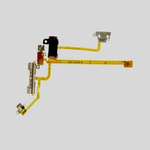 Handsfree Jack Vibrator Flex cable For Apple iPhone 2G