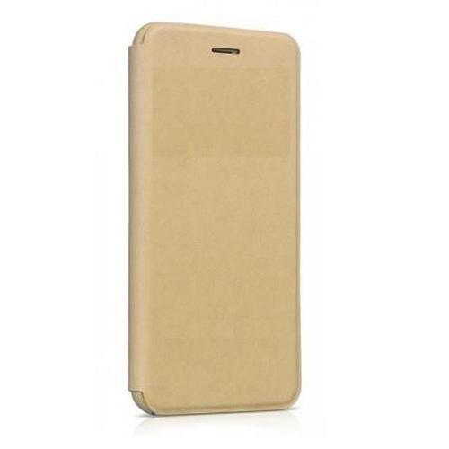 low priced 82315 73c65 Flip Cover for Vivo V1 Max - Gold & Black