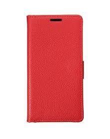 the best attitude 0a78e 82ca2 Flip Cover for XOLO Q1010i - Red