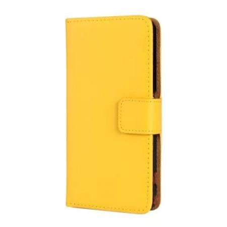 best authentic c699d a4987 Flip Cover for Sony Xperia E4g Dual - Yellow