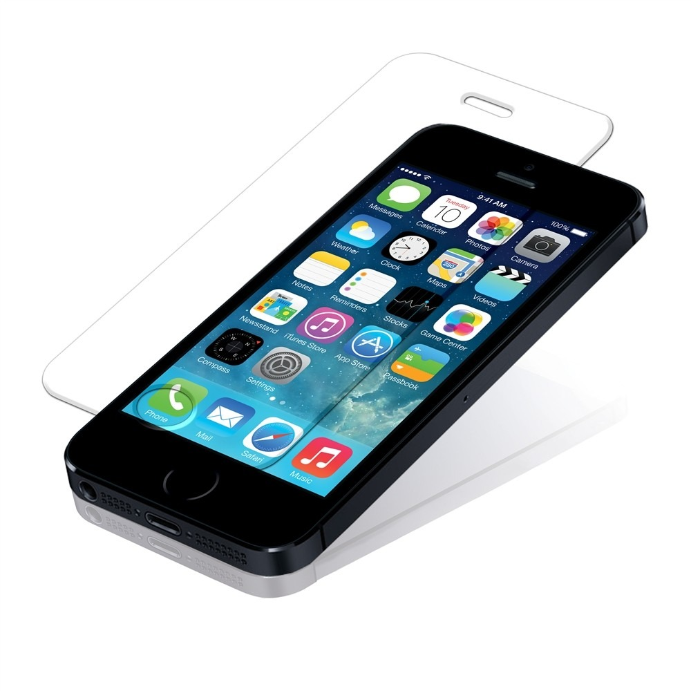 Tempered Glass For Apple iPhone 5, 5G