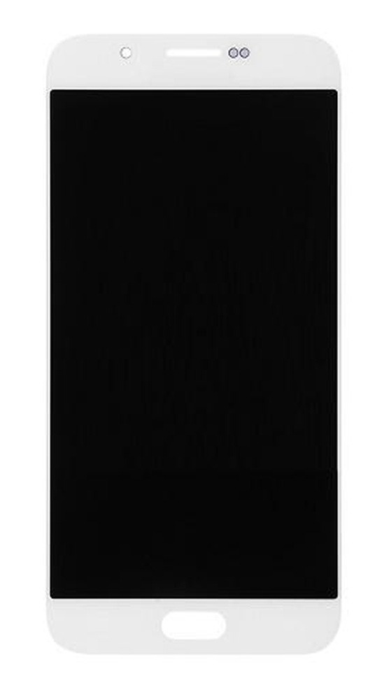 LCD with Touch Screen for Samsung Galaxy A8 - 2016 - White