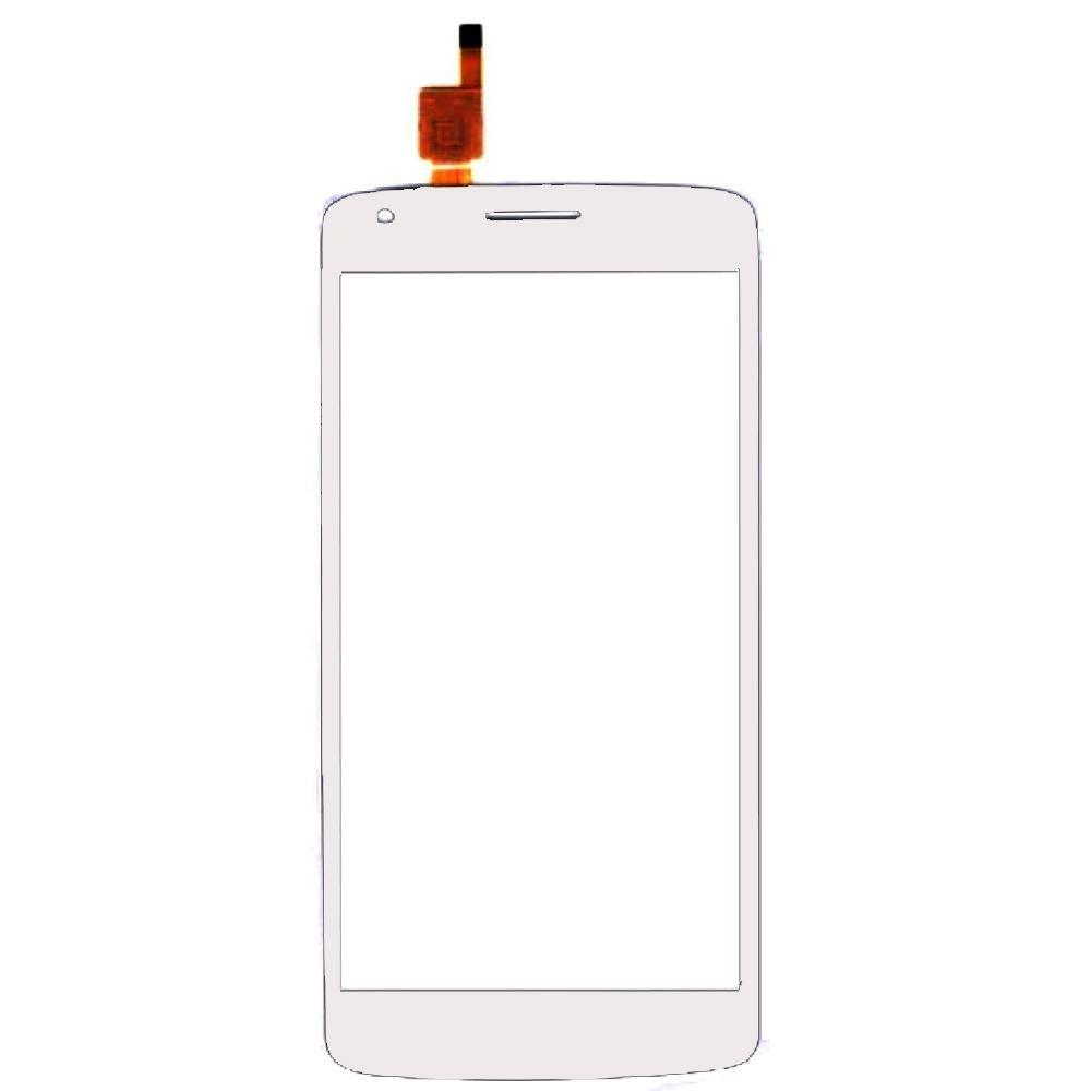 touch screen digitizer for intex aqua star 2 hd white by maxbhi.com
