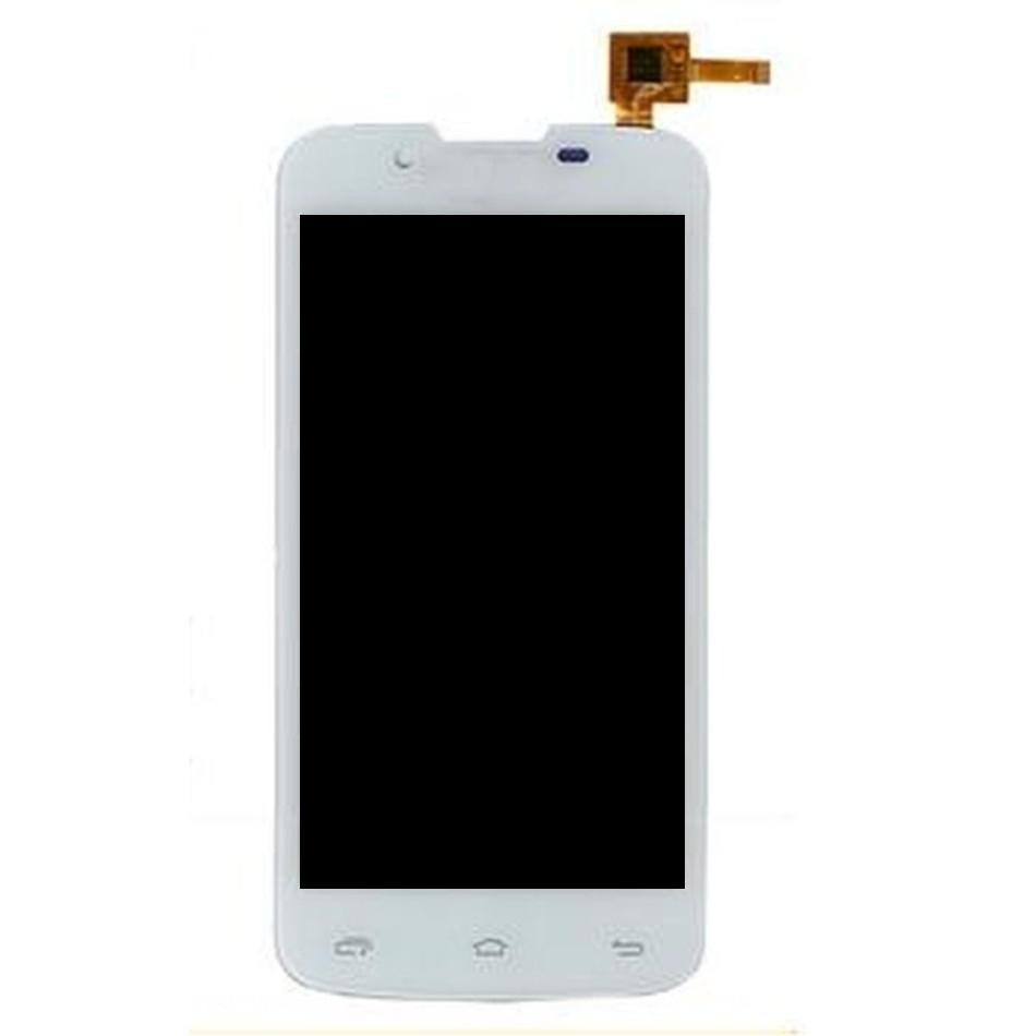 brand new 51511 e44a6 LCD with Touch Screen for Tecno M5 - White (display glass combo folder)