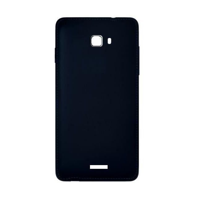 buy online 18152 d2355 Back Panel Cover for Micromax Canvas Nitro A311 - Black