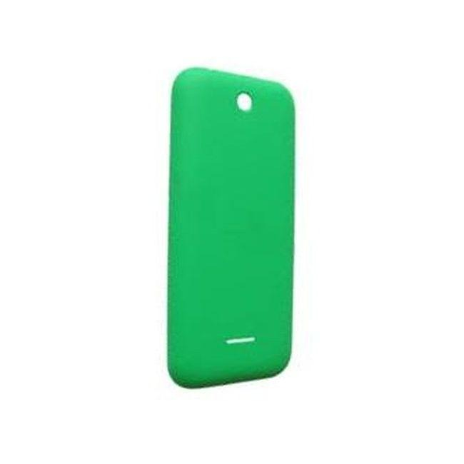 timeless design a49a1 d5859 Back Panel Cover for Nokia 225 Dual SIM - Green