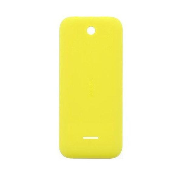 outlet store f4497 bf28c Back Panel Cover for Nokia 225 Dual SIM - Yellow
