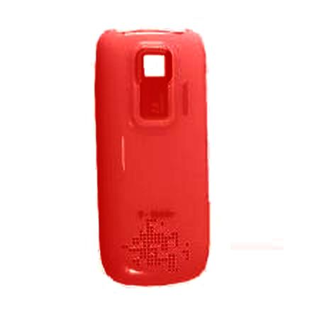 new style 2ccca d88ea Back Panel Cover for Nokia 5130 XpressMusic - Red