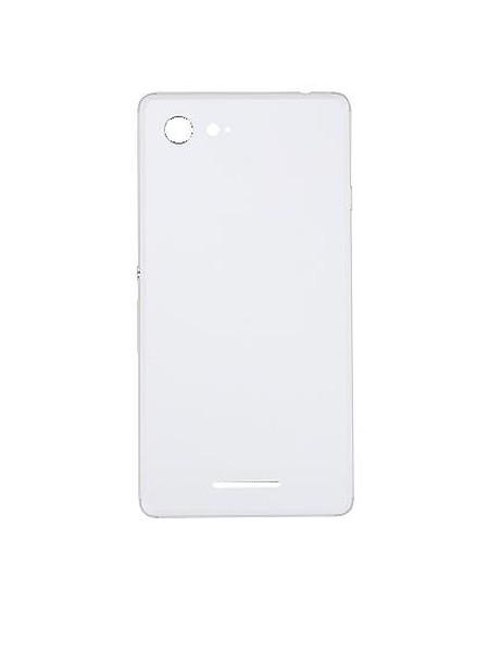 Back Panel Cover For Sony Xperia E3 Dual D2212 White - Maxbhi.com
