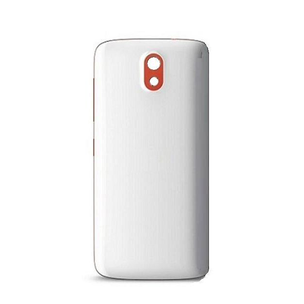 buy popular fad24 b9b56 Back Panel Cover for HTC Desire 526G Plus dual sim - Red