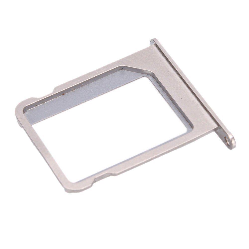 SIM Card Holder Tray for Panasonic Eluga S - Black - Maxbhi.com