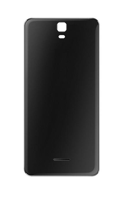 uk availability 79aec 0f6ef Back Panel Cover for Micromax A190 Canvas HD Plus - Black
