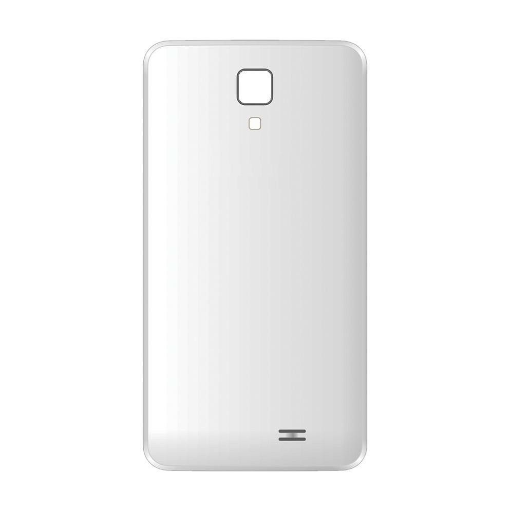 save off d4107 cfdf1 Back Panel Cover for Intex Aqua Y2 1GB RAM - White