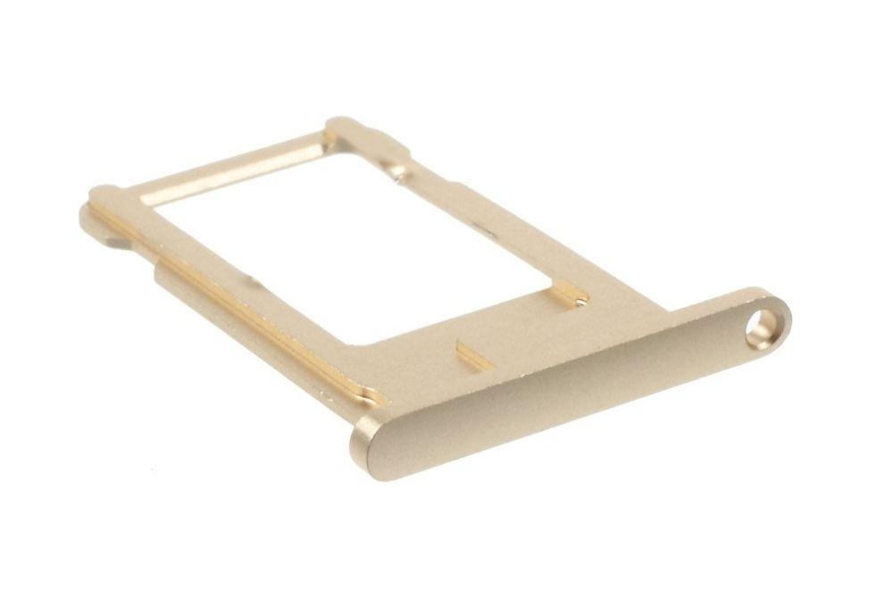 SIM Card Holder Tray for Lenovo K6 Note 3GB RAM - Grey - Maxbhi.com