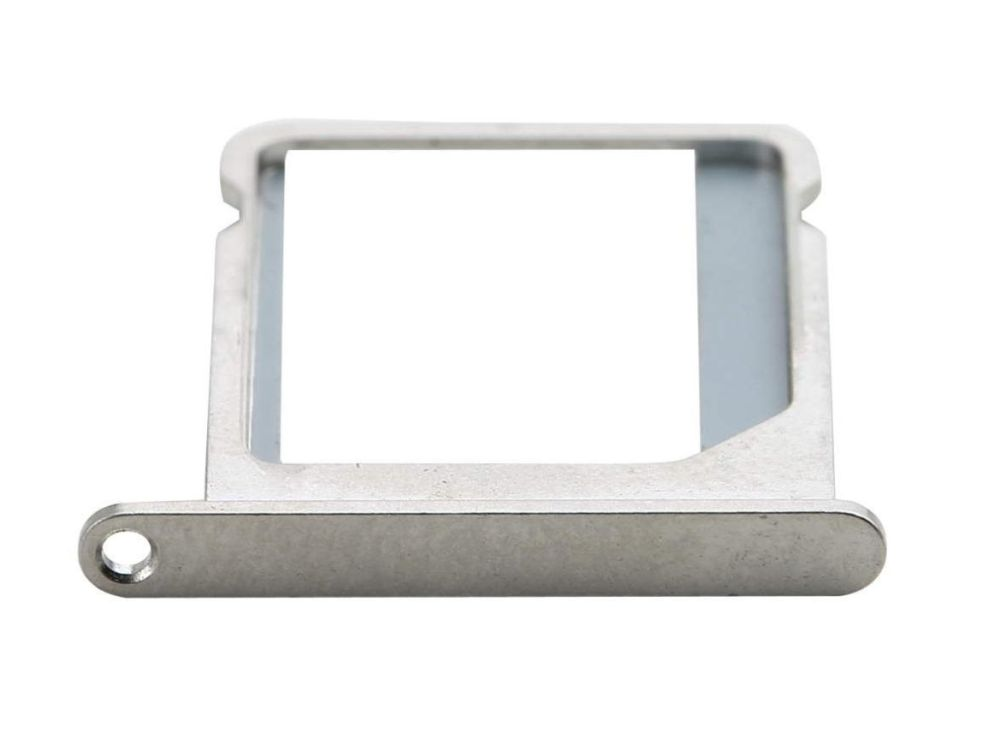 SIM Card Holder Tray for Lenovo K6 Power 32GB - Silver - Maxbhi.com