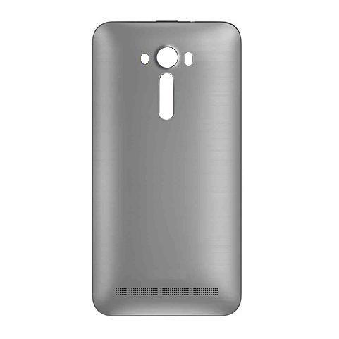 on sale 867ea bd082 Back Panel Cover for Asus Zenfone 2 Laser ZE500KL - Silver