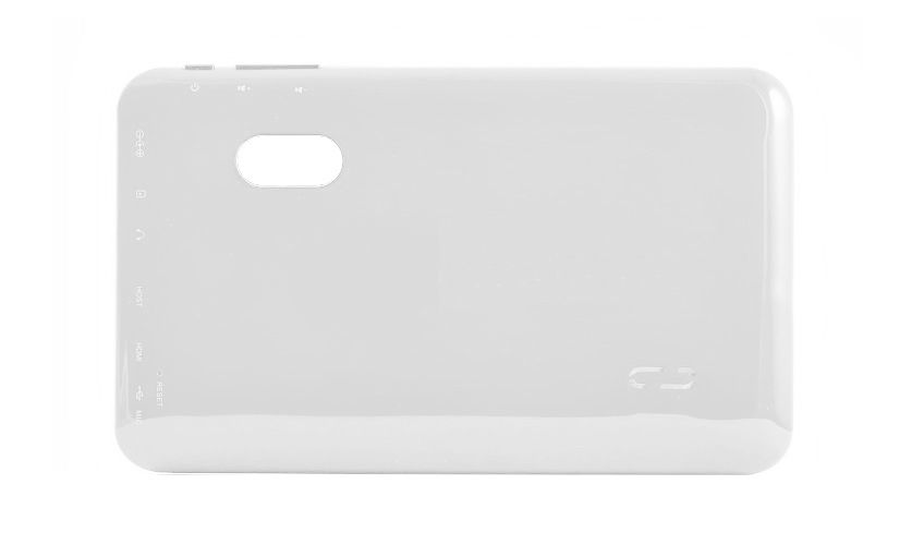 Back Panel Cover for Fusion5 Rapid5 Eco Tablet - White