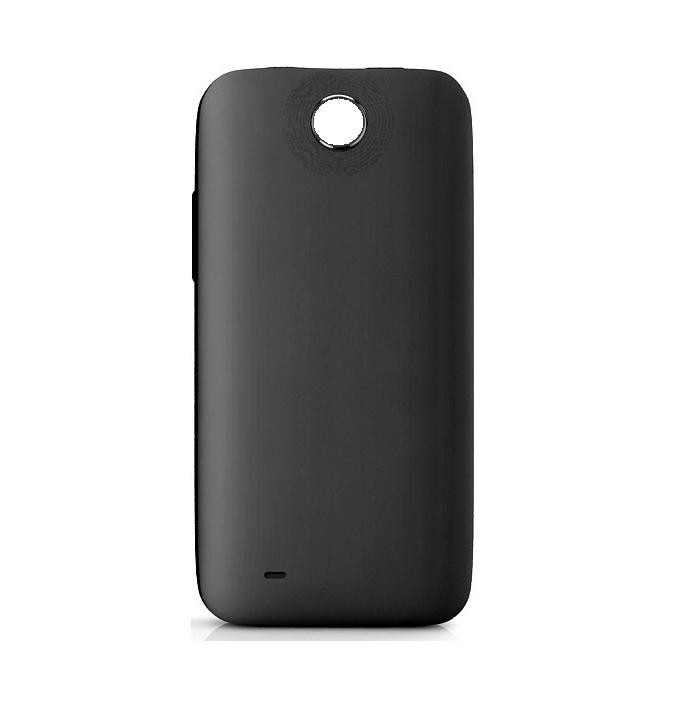 buy popular f88bb a540e Back Panel Cover for HTC Desire 310 - Black