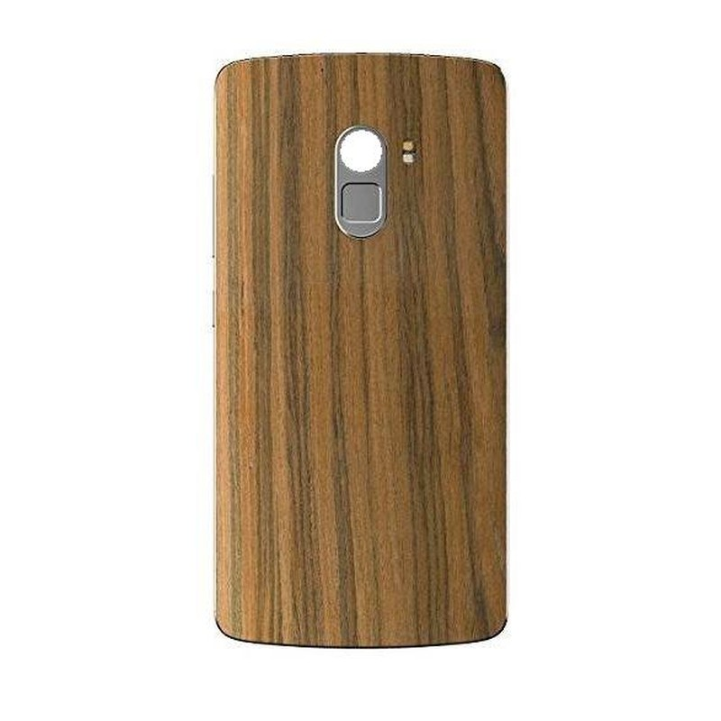 the best attitude 286f0 1c025 Back Panel Cover for Lenovo K4 Note Wooden Edition - Black