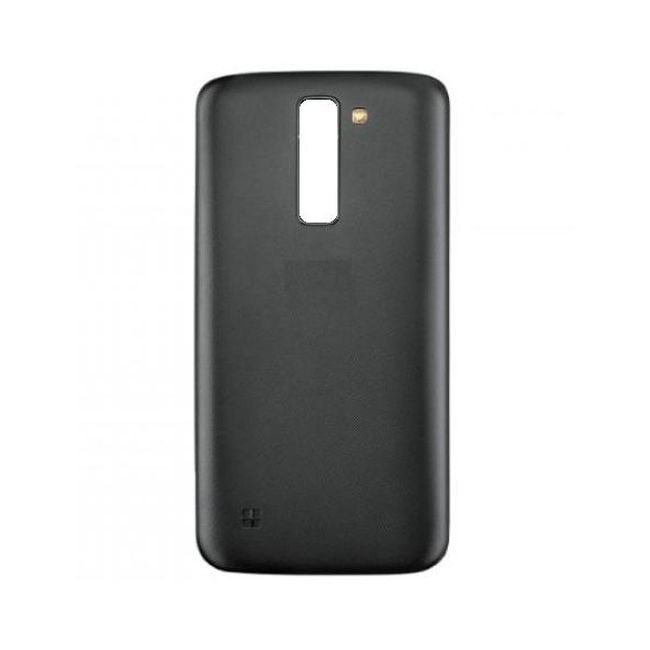 separation shoes 524eb 58727 Back Panel Cover for LG K7 8GB - Black