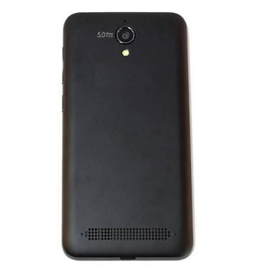 competitive price 19d6f 4c5e1 Back Panel Cover for Micromax Canvas Blaze 4G Q400 - Black - Maxbhi.com