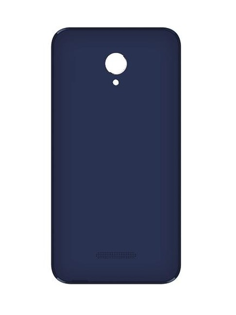 huge discount e24eb 808ae Back Panel Cover for Micromax Q391 Canvas Doodle 4 - Black