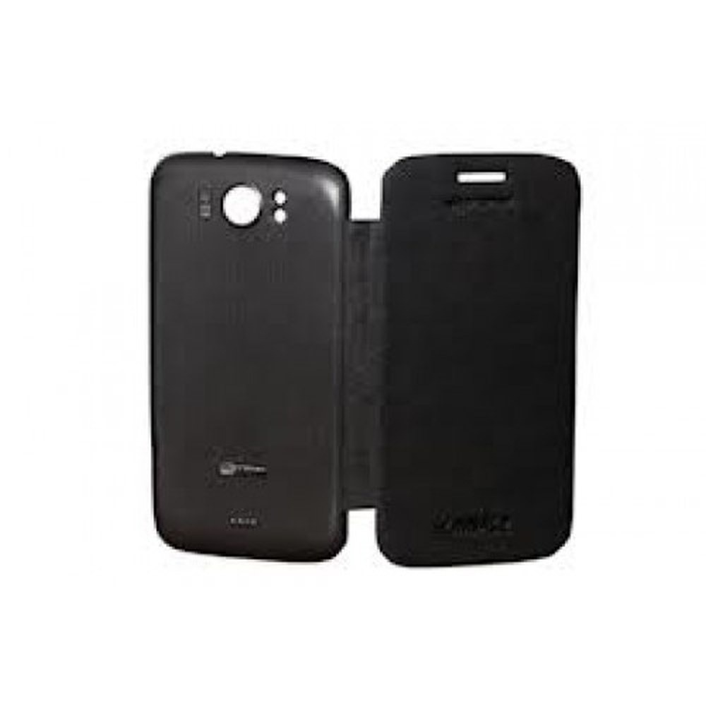 info for c80d6 7b4fc Back Case for Micromax A110 Canvas 2 Black