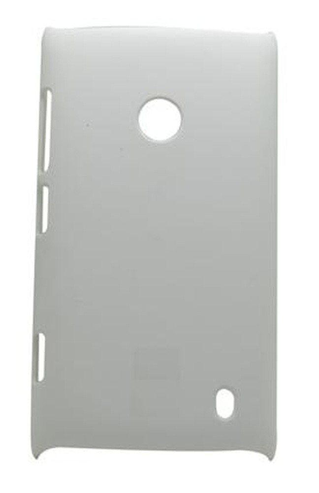 best sneakers 02dcd 70cf0 Back Case for Nokia Lumia 520 White