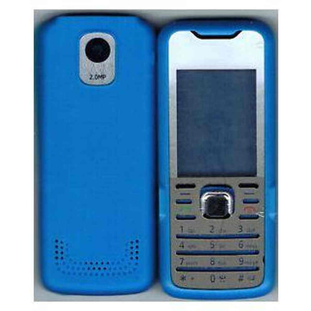 the best attitude d55ad eae1c Back Panel Cover for Nokia 7210 - White