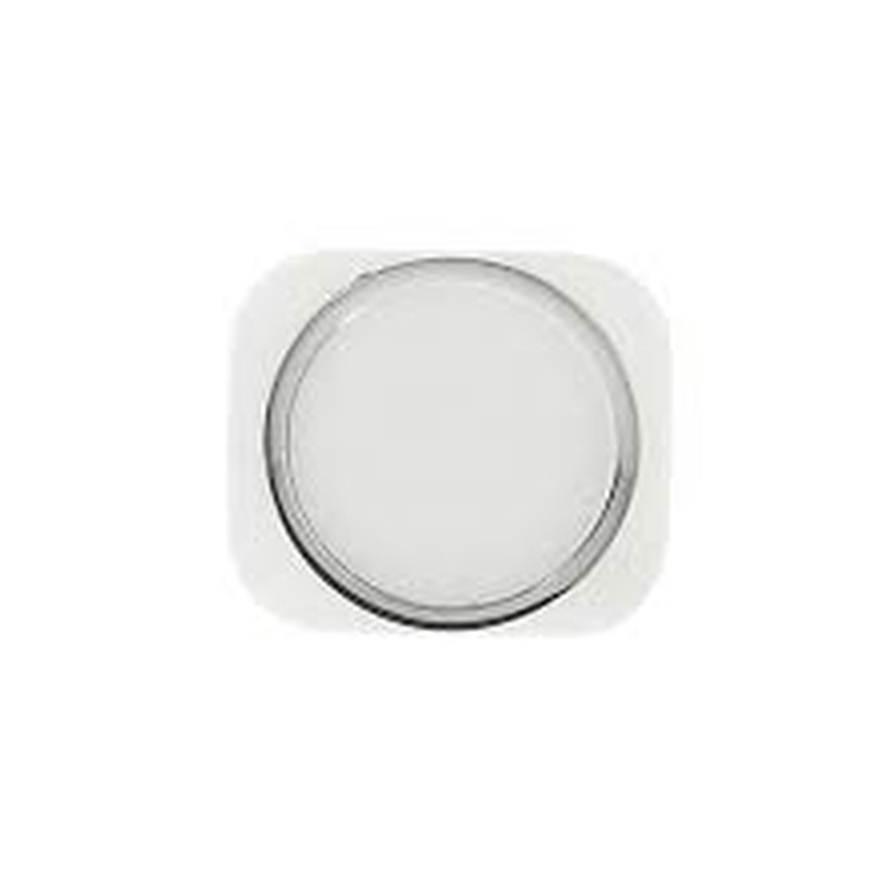 Home Button For Apple iPhone 5S White