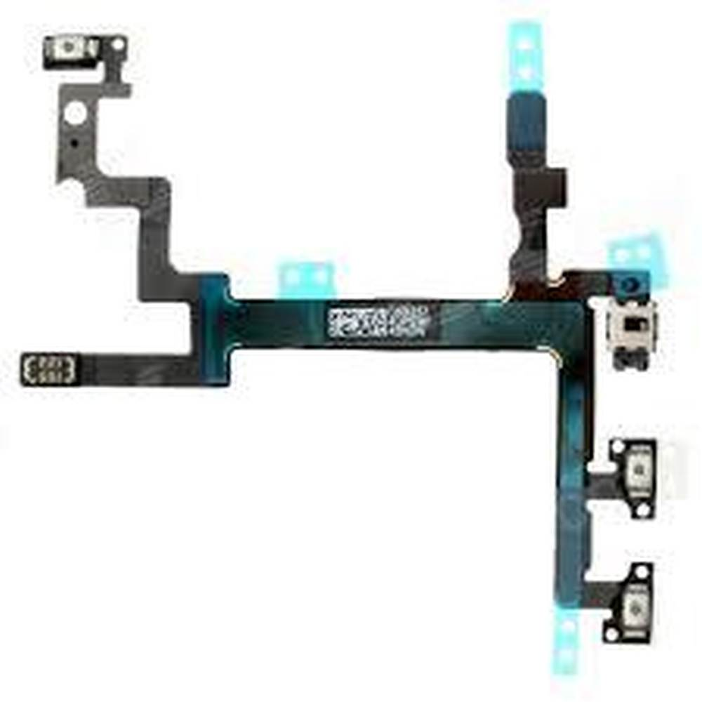 Power Button For Apple iPhone 5 With Flex cable