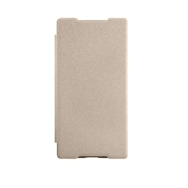 low priced 7f230 71843 Flip Cover for Sony Xperia Z5 Premium Dual - Gold