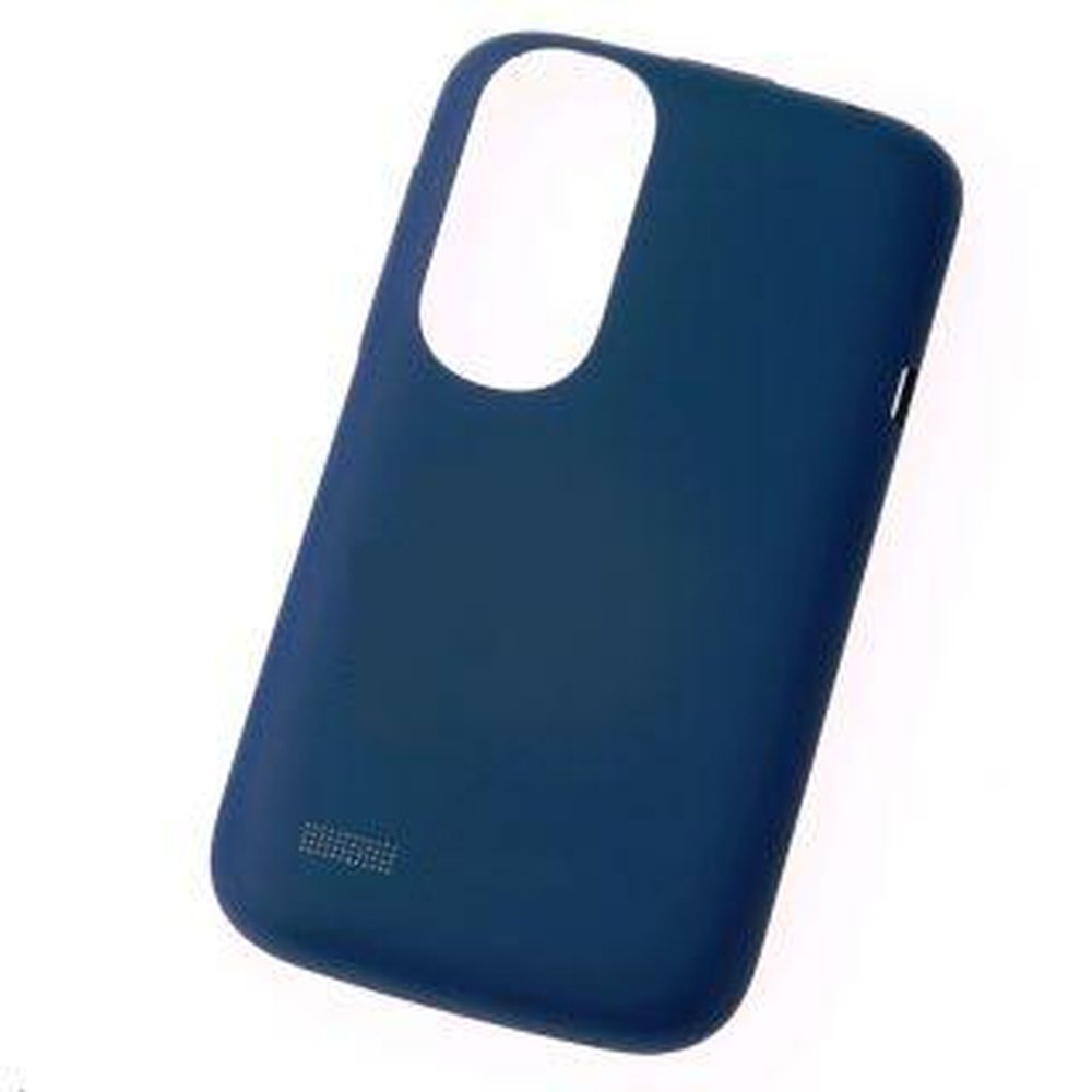 quality design 31c0c 85ee1 Back Panel Cover for HTC Desire X - Blue